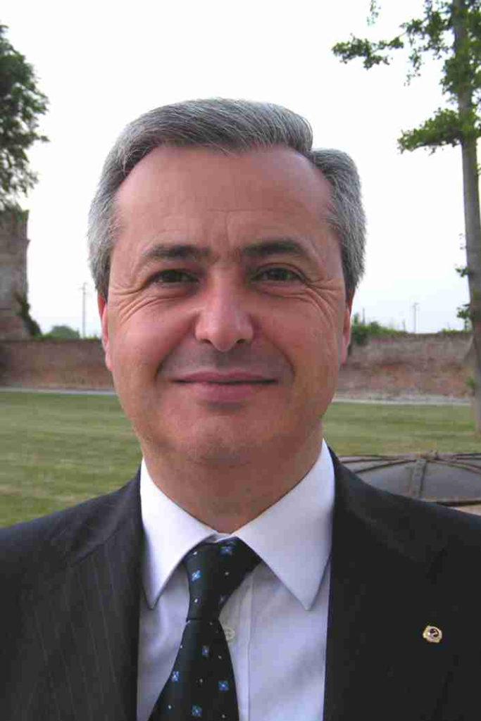 Lions Club Santa Maria Maddalena | Presidente Agostino Paramatti